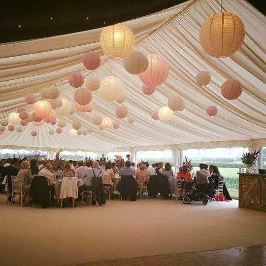Marquee Tent And Furniture Hire Marquee Wedding Decoration