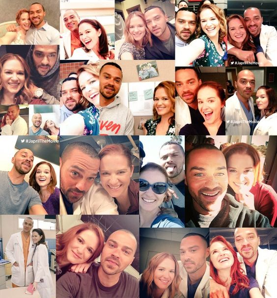 Grey's Anatomy — What an amazing season with amazing co-captains!!!
