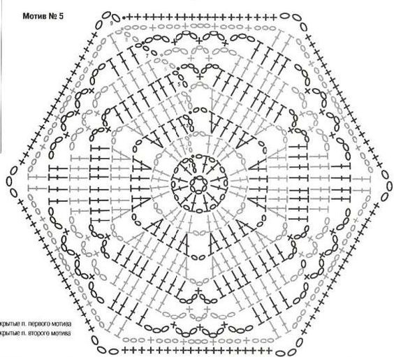 Abito crochet openwork: