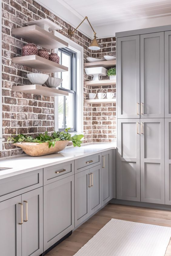 Here are the kitchen colors that are in for 2020 and what you can do to create a timeless kitchen.  #kitchencolors #kitchencolors2020 #kitchendesign #kitchenideas #kitchendesignideas