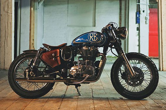 '11 Royal Enfield 500 – MotoVida Cycle Inc.  |  Pipeburn.com