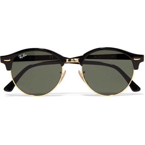Ray Ban Clubround Glasses