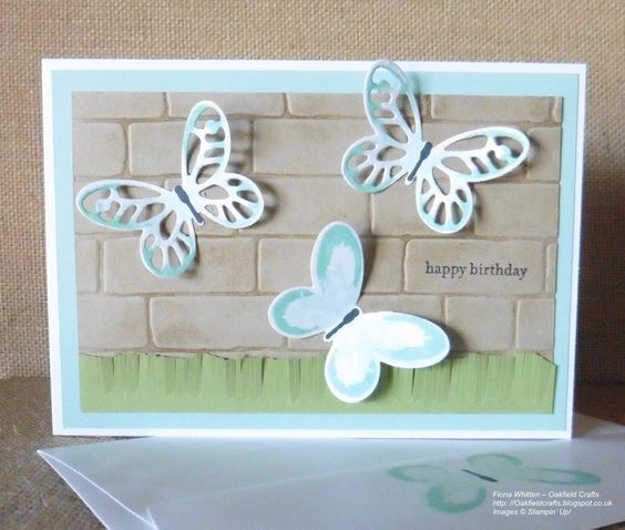 Oakfield Crafts : Happy Birthday Tracey