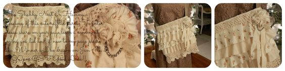 Shabby Purse giveaway