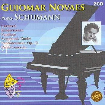 Guiomar Novaesr Plays Schumann