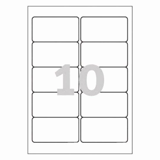 Avery Name Badge Labels Template Best Of Self Adhesive Name Badges L4785 20 Name Badge Template Label Templates Badge Template