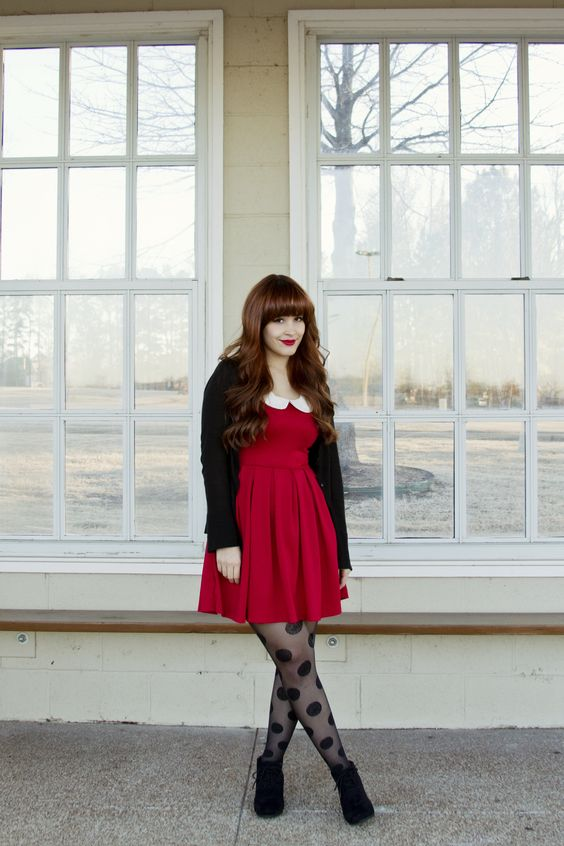 <3 this look from the ModCloth Style Gallery! Cutest community ever. #indie #style: