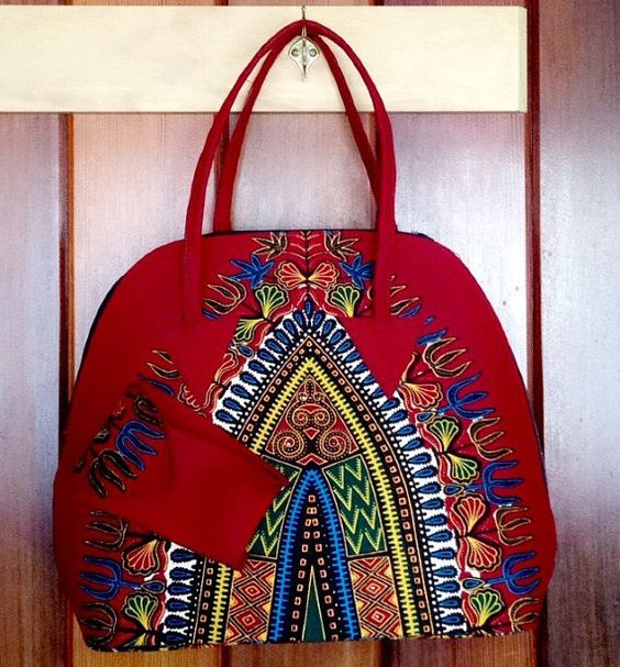 Addis Abeba bag by SangaWali on Etsy