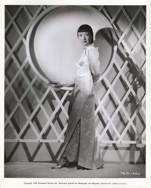 Anna May Wong at Paramount 1938
