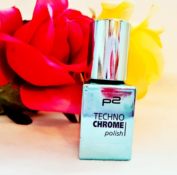 P2 cosmetics Nagellack techno chrome polish skylight 130 Review
