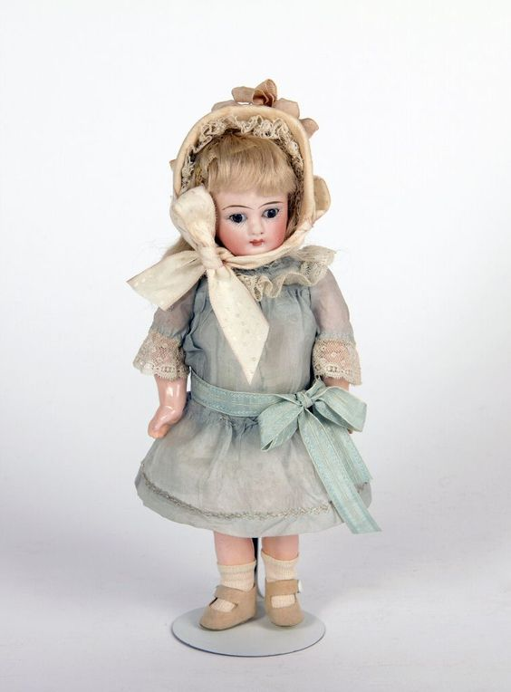 80.1200: doll | Dolls from the Nineteenth Century | Dolls | National Museum of Play Online Collections | The Strong