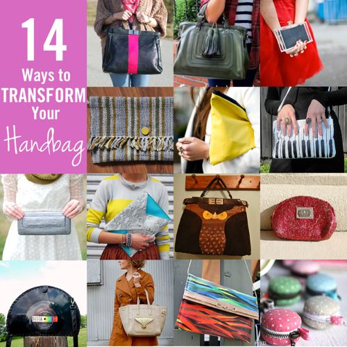 14 DIY Ideas for Purses | Handbag Heaven Blog
