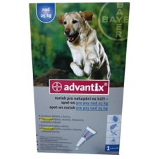 Pentru tratamentul şi prevenirea infestării cu purici (Ctenocephalides canis, Ctenocephalides felis). Purici de pe câine sunt omorâţi după o zi de la tratament. Un tratament previne viitoare infestări cu purici timp de patru săptămâni.