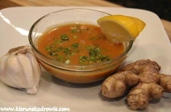 kierunek zdrowie: Dressingi / sosy do sałatek - zdrowe, pyszne, domo...