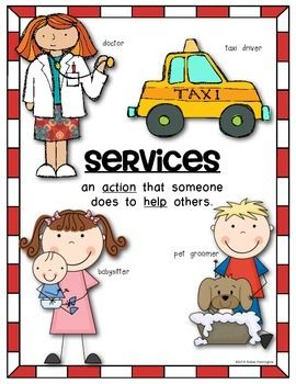 economic goods and ser vices A good is something you can touch, and a service is something someone else does for you.
