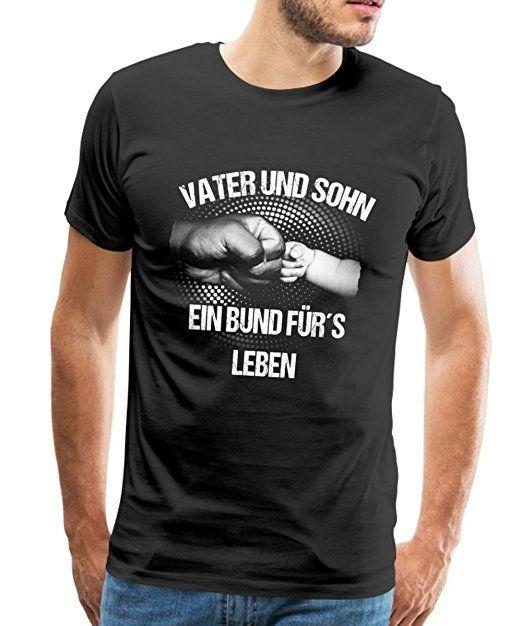 Spreadshirt Vater Und Sohn Bund Fürs Leben Männer Premium T