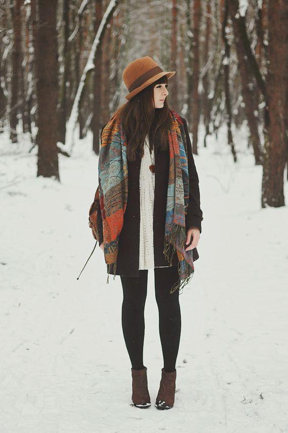 scarf...