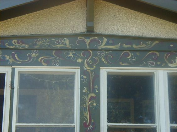 Rosemaling Front Page News | Careful Painting, Inc.