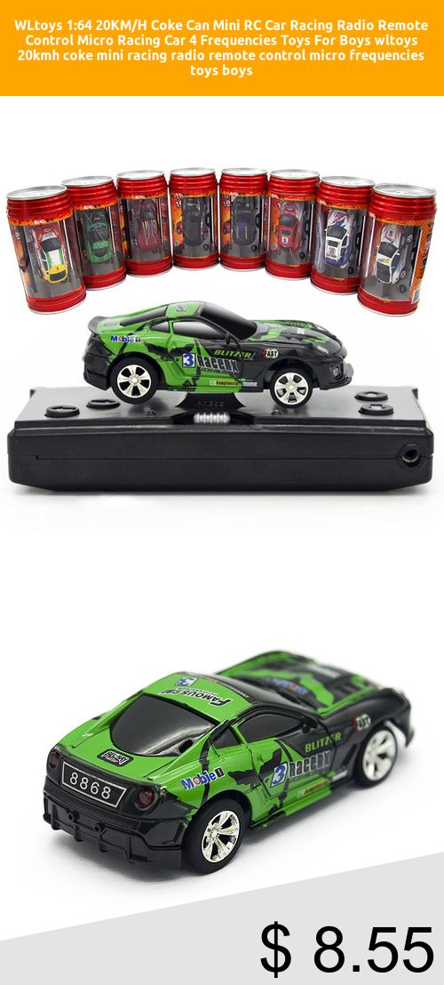 Only 8 55 Wltoys 1 64 20km H Coke Can Mini Rc Car Racing Radio Remote Control Micro Racing Car 4 Frequencies Toys For Boys Wltoys Toys For Boys Rc Cars Car