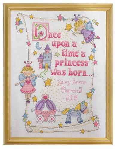 Baby Cross Stitch Patterns: