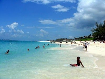 yes please!!   Nassau, Bahamas