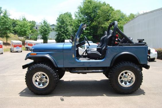 Jeeps, Jeep cj7 and Older models on Pinterest