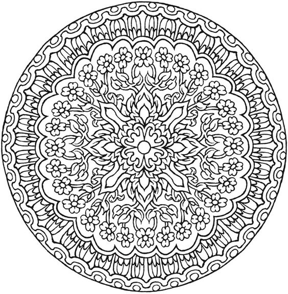Creative Haven Magical Mandalas Coloring Book By The Mystical Mandala Coloring Pages