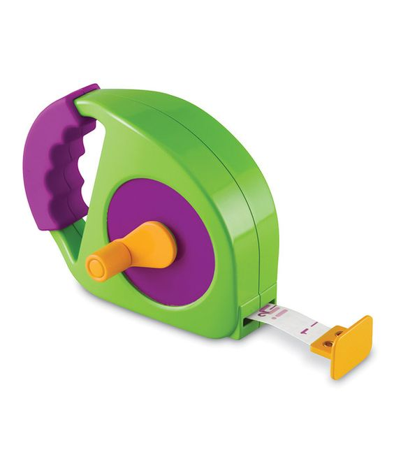 Take a look at this Simple Tape Measure on zulily today!