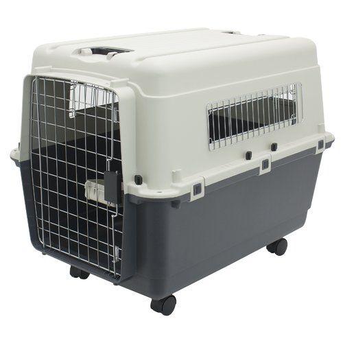 Humphrey Premium Pet Crate Plastic Dog Kennels Pet Kennels Portable Dog Crate