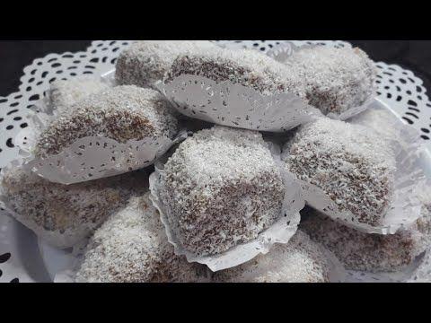 حلويات اقتصادية للعيد قاطو جوز الهند ب125غ مارغارين قطعلي 33 حبة Youtube Dragon Fruit Food Fruit
