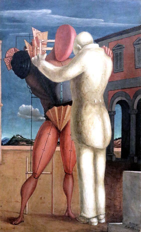Giorgio de Chirico. 1888-1978.