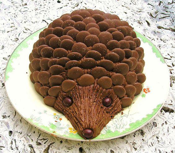 Cadbury Chocolate Hedgehog Cake Recipe