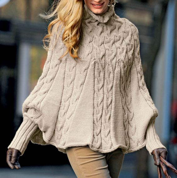 Knitting Pattern Shawl With Cuffs : Pinterest   The world s catalog of ideas
