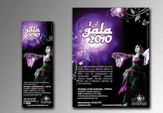 Anne Marie Lolas - Branding y desarrollo digital by Liz García, via Behance - no podía faltar¡