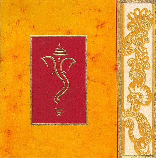 Hindu Wedding Cards Evolved From Traditional To Modern Designs In The Variety Of Papers Handmade And Rich Textures With Great Workmanship
