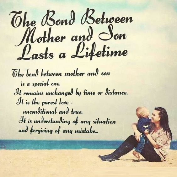 Mother S Day Quotes And Sayings Mom Birthday Quotes Son Birthday Quotes Birthday Wishes For Son