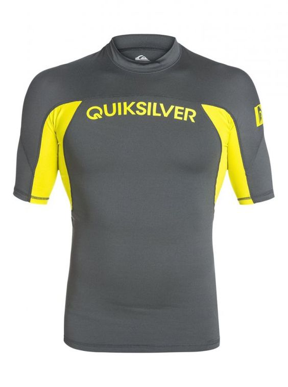 Quiksilver PERFORMER S/S Rashguard | Wetsuit Wearhouse
