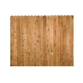 Wood Fences Cedar Wood And Fence Panels On Pinterest