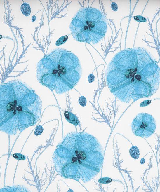 Hannah's Poppy C Tana Lawn - Liberty of London Fabric