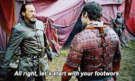 Bronn and Pod
