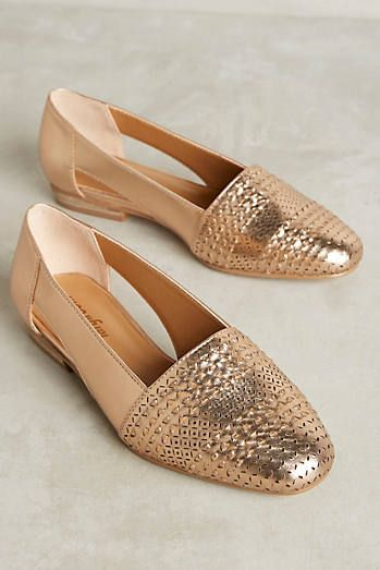 Fashionable Flat Early Fall Shoes