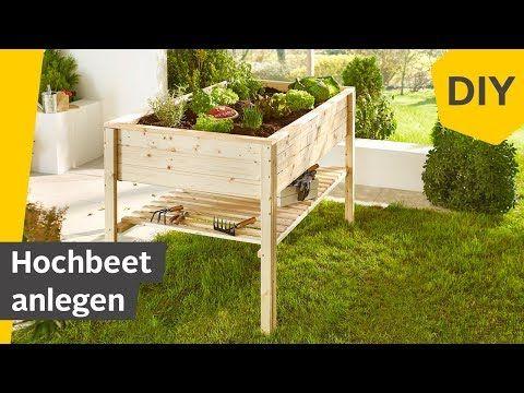 34++ Hochbeete selber bauen balkon Trends