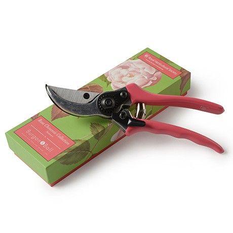 25€ + Versand - Rosa Chinensis Gartenschere mit Box