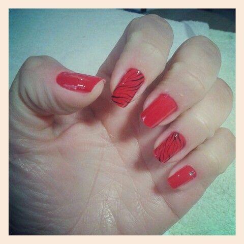 My nails art!