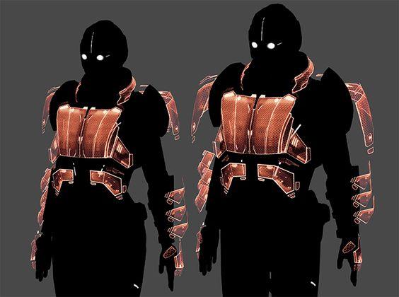 tech armor sample