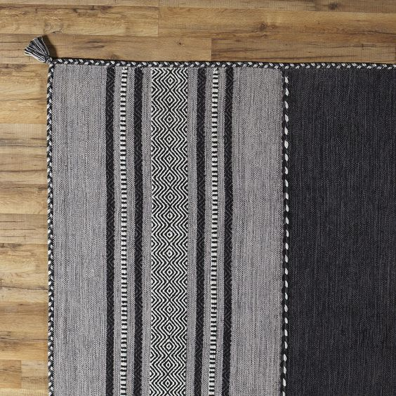 You'll love the Fogarty Black Rug at Birch Lane - With Great Deals on all products and Free Shipping on most stuff, even the big stuff.