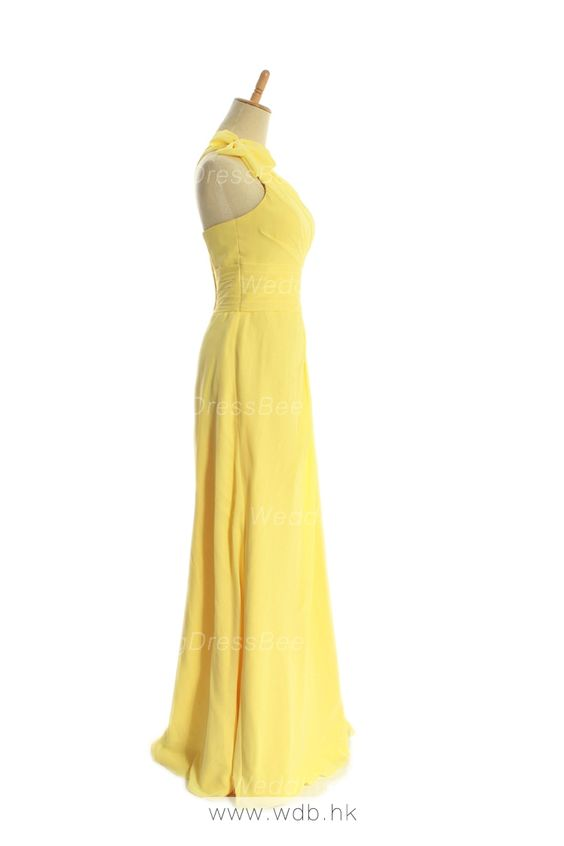 One+shoulder+A-line+fashionable+dress+for+women+%24142.67