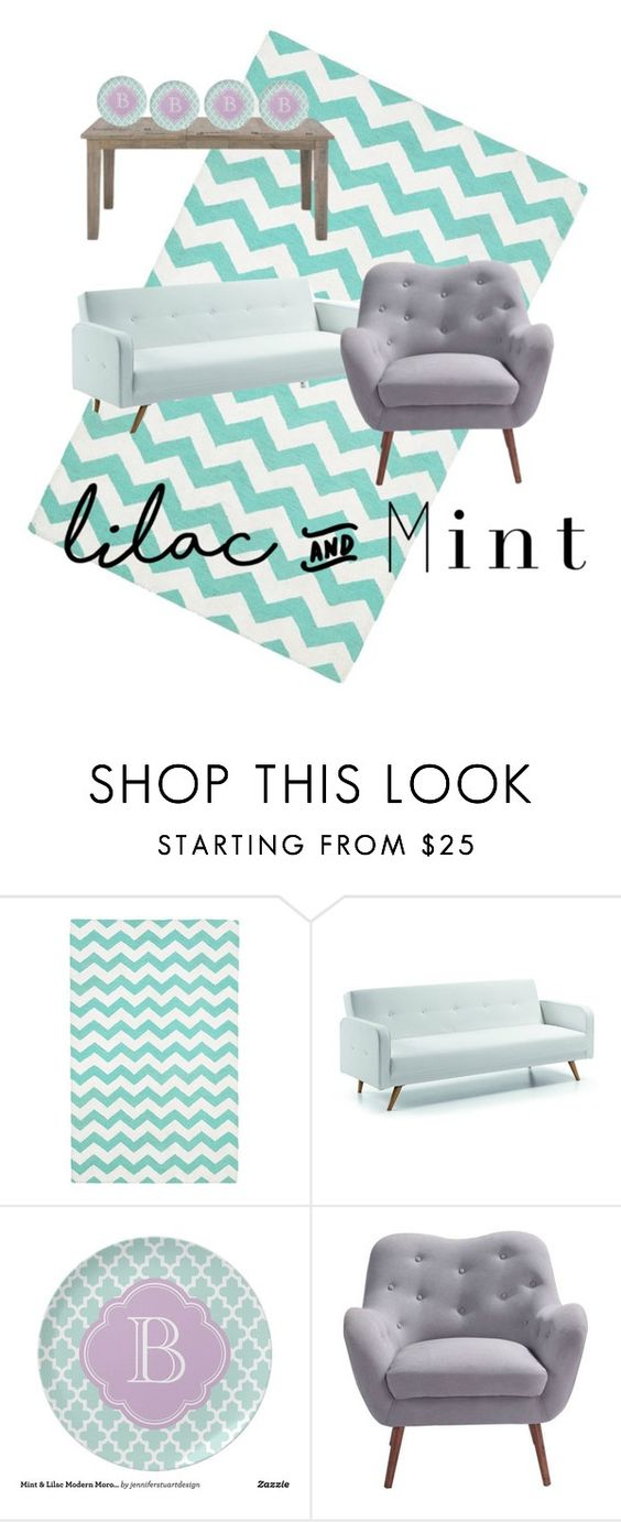 """#colorchallenge #lilacandmint"" by harris-lindsey ❤ liked on Polyvore featuring interior, interiors, interior design, home, home decor, interior decorating, PBteen, Moe's Home Collection, colorchallenge and lilacandmint"