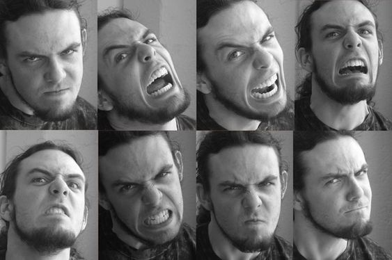 Harry Expression Pack Angry by KCretcher.deviantart.com on @deviantART: