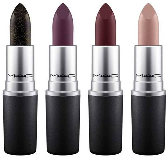 MAC Dark Desires Winter 2015 Spring 2016 Collection New In Beauty Pintere